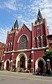 """Die katholische """"Church of St. Veronica"""" in der Christopher Street - panoramio.jpg"""