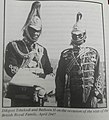 Dikgosi Tshekedi and Bathoen II on the occasion of the visit of the British royal Family in April 1947.jpg