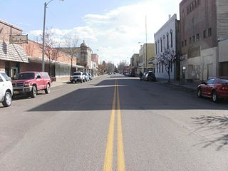 Dillon, Montana City in Montana, United States