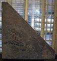 Dinastia han, lastra parietale a uso funerario con scena di caccia, 206 a.c.-220 dc. ca, 01.JPG