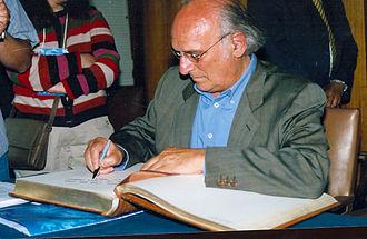 Carlos Saura - Saura in 2002.