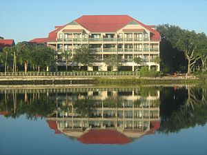 Disney's Hilton Head Island Resort - Image: Disney HHI Resort October 2007 01