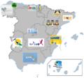 Distribuciones GNU Linux de Espana2011.png