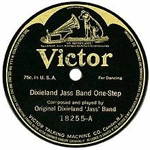 220px-Dixieland_Jass_Band_One-Step_ODJB_