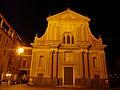 Dolceacqua-chiesa sant'antonio-facciata notturna.jpg