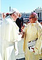 Dom jacinto with pope francis.jpg