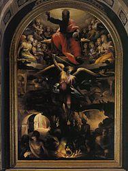 Domenico di Pace Beccafumi: The Fall of the Rebel Angels