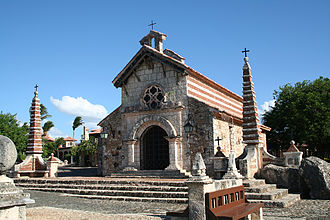 Altos de Chavón - St. Stanislaus Church