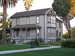 Don Francisco Galindo House - Image: Don Francisco Galindo House (Concord, CA)
