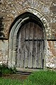 Door, Lapford Church - geograph.org.uk - 811584.jpg