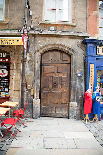 Doors of Lyon, France 29.jpg