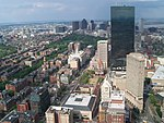Downtown Boston from the Prudential Tower Observatory.jpg