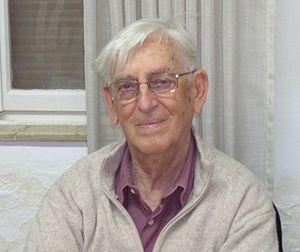 Mordechai Bar-On - Image: Dr. Mordehai Bar On