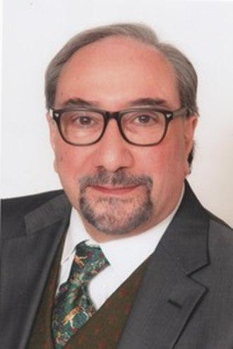 Homa Katouzian - Dr Katouzian, March 2015