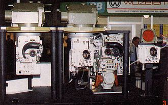 PT-91 Twardy - Drawa fire control system
