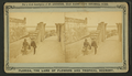 Drawbridge of the Old Spanish Fort, from Robert N. Dennis collection of stereoscopic views 2.png