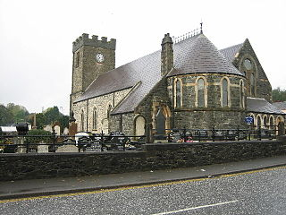 Dromore, County Down Town and civil parish in County Down, Northern Ireland