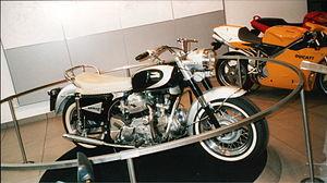 Ducati Apollo - The Ducati Apollo at the Ducati Museum
