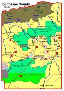 Duchesne County – Wikipedia on