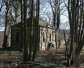 Duff House - Duff House mausoleum