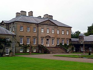 John Crichton-Stuart, 2nd Marquess of Bute - Dumfries House, Bute's first home