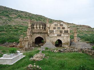 Durrani - Durrani prince tomb in Kohat