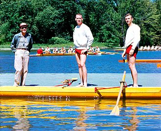 James Fifer - (left to right) James Beggs, Duvall Hecht, James Fifer
