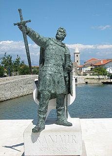 Branimir of Croatia Duke of Croatia