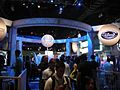 E3 2011 - Disney booth gazebo (5822123053).jpg