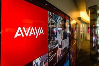 Avaya American IT company
