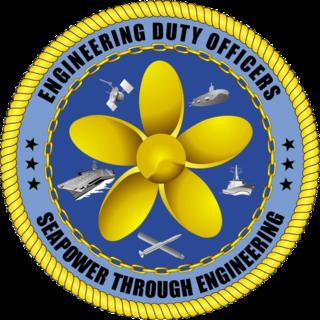 Engineering duty officer