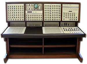 BBC Radiophonic Workshop - EMS Synthi 100 (Delaware)