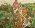 ESchiele Landscape of Krumau-1916.png
