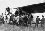 ETH-BIB-Gruppe vor Fokker-Kilimanjaroflug 1929-30-LBS MH02-07-0592.tif