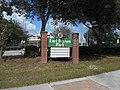 Earl Brown Park Sign; NE Corner Hubbard & US 17-92.jpg