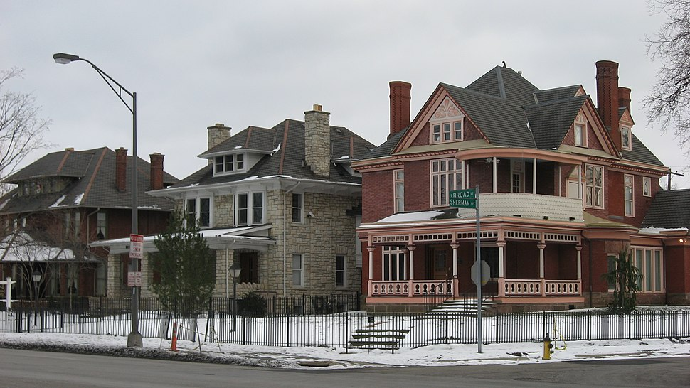 East Broad Street Historic District