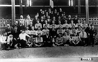 East Fremantle Football Club - 1903 Premiership side