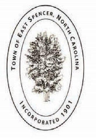 East Spencer, North Carolina - Image: East Spencer Seal