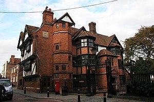 Rochester, Kent - Eastgate House, Rochester, Kent