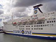 Estonian ferry
