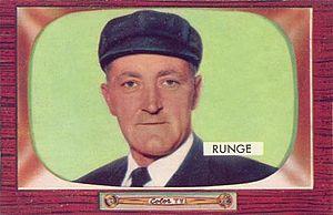 Ed Runge - Image: Ed Runge