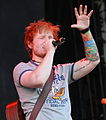 Ed Sheeran at 2012 Frequency Festival in Austria (7852624082).jpg