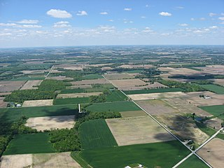 Eden Township, Seneca County, Ohio Township in Ohio, United States