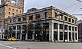 Edgett Building (SW corner) 440 Cambie St. (2020 Dec 14).jpg