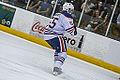 Edmonton Oilers Rookies vs UofA Golden Bears (15272235291).jpg