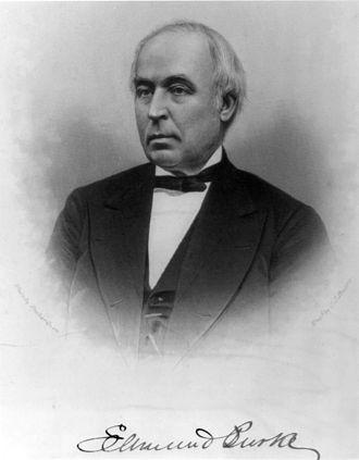 Edmund Burke (congressman) - Image: Edmund Burke cph.3a 00566