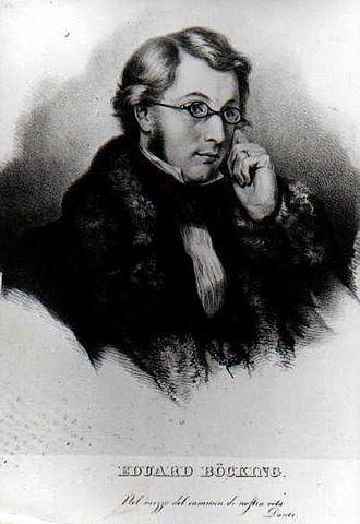 Eduard Böcking - Eduard Böcking.