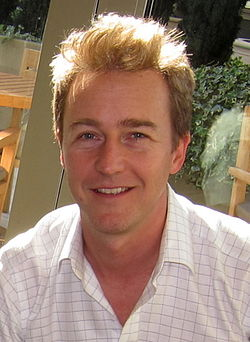 Edward Norton 2012.