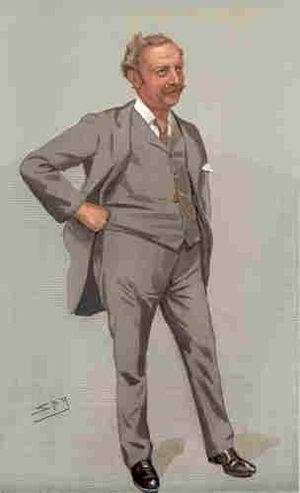 Edward Tyas Cook - Edward Tyas Cook, 1899 Vanity Fair