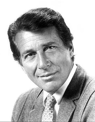 Efrem Zimbalist Jr. - Zimbalist in 1972